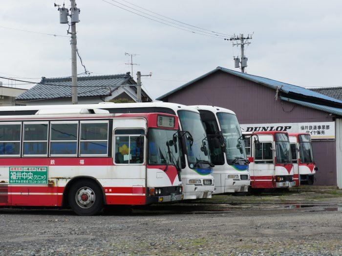 走り続けて94年、福井鉄道物語