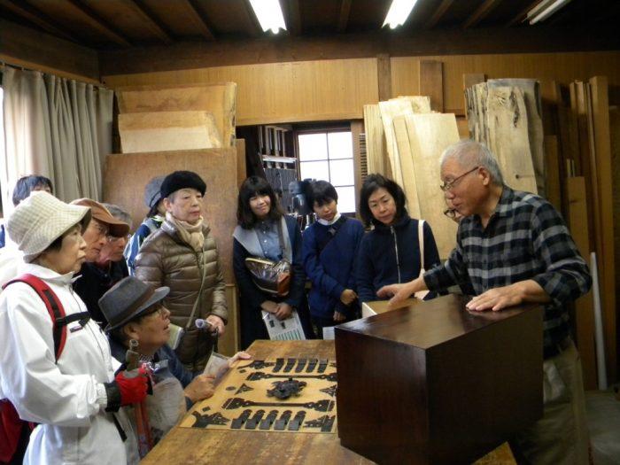 木工職人のまち 武生・旧北陸道界隈を歩く