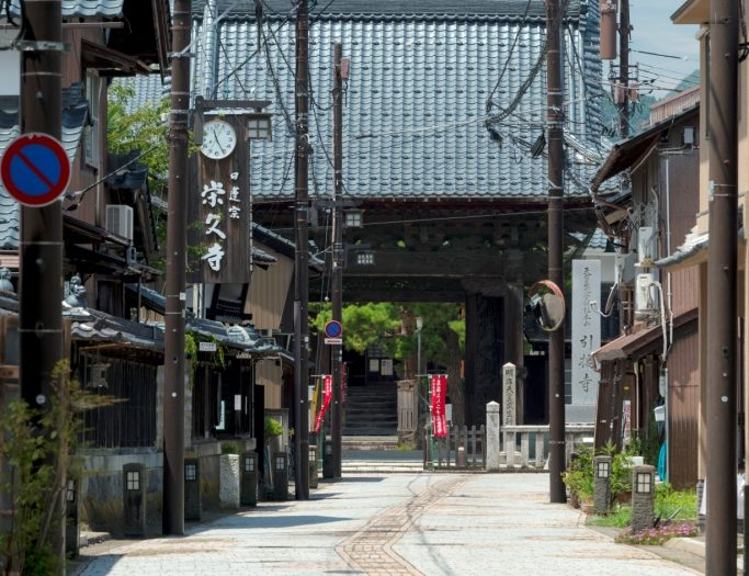 【越前カルチャーキャンパス】建築の研究家と歩く武生の寺院建築巡り 国府のまちが培った匠たちの手仕事