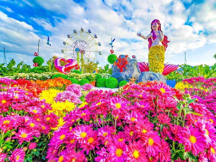 【越前カルチャーキャンパス】バックステージツアー・越前市 2大イベント ~『サマーフェスティバル』と『たけふ菊人形』の 舞台裏を目撃! 花火と菊花 2つの『花』の共宴 ~